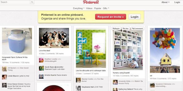 Pinterest cuando empezó