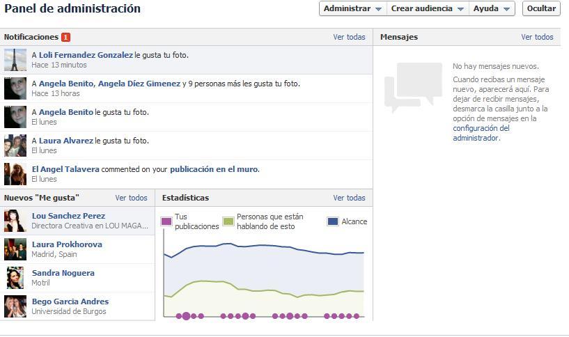 Ya está aquí el nuevo diseño de las Fan Page de Facebook (5/6)