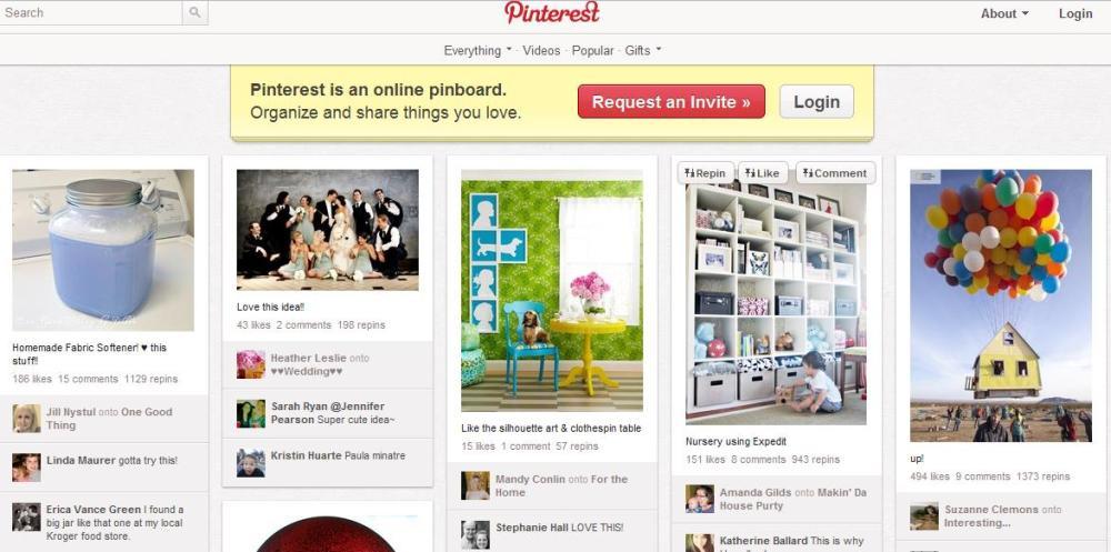 ¿Qué es Pinterest y en qué consiste? (1/2)