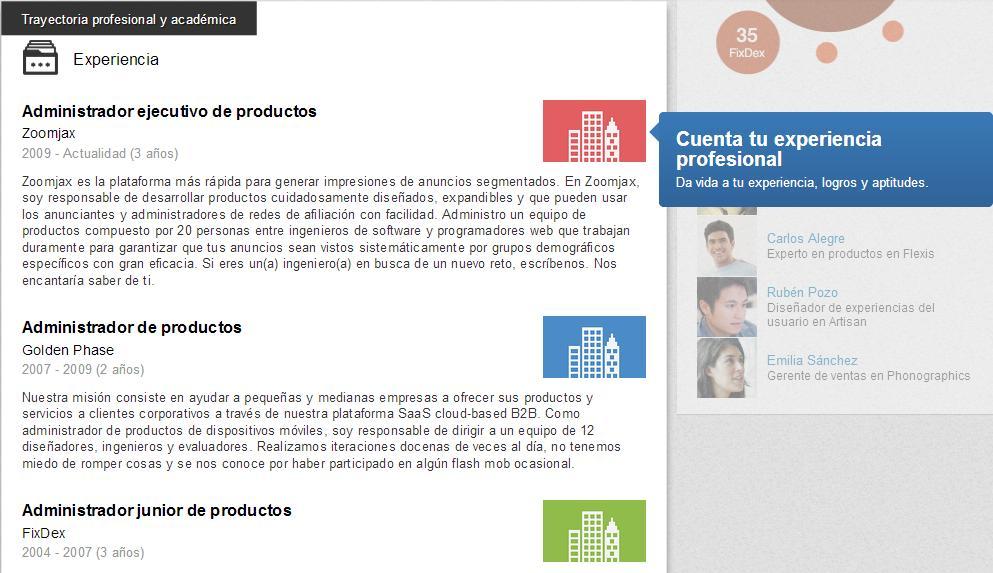 Linkedin rediseña por completo nuestros perfiles profesionales (4/6)