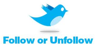 Follow or Unfollow