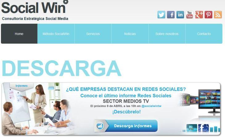 SocialWin presentación