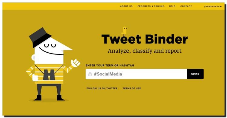 Tweet Binder1