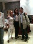 EatsandTwitts Barcelona David Soler, Anna Campoy