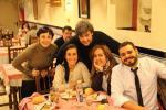 Loreto GF, Laura Cuesta, Alvaro Santos, Andres Karp