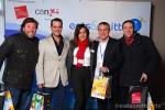 Ricardo Basurto, Pablo, Alberto, Melchor Miralles