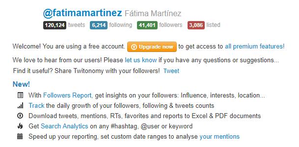 Herramienta analisis Twitter