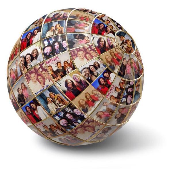 bola del mundo amigos 2.0