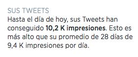 Análisis cuentas Twitter