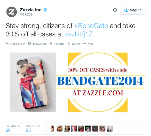 #BendGate