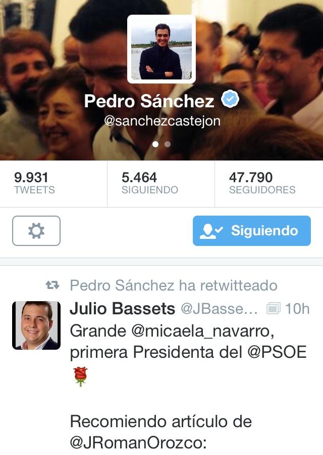 Pedro Sánchez 2