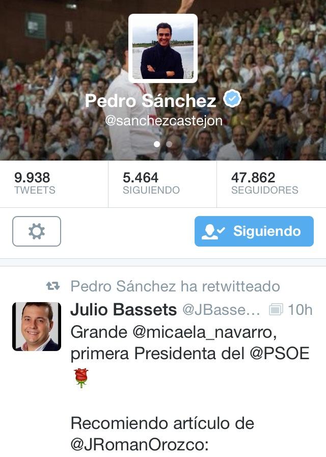 Pedro Sánchez 4
