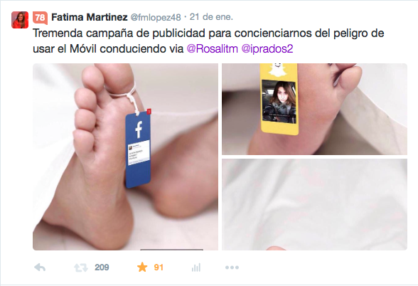 Estadísticas- Twitter