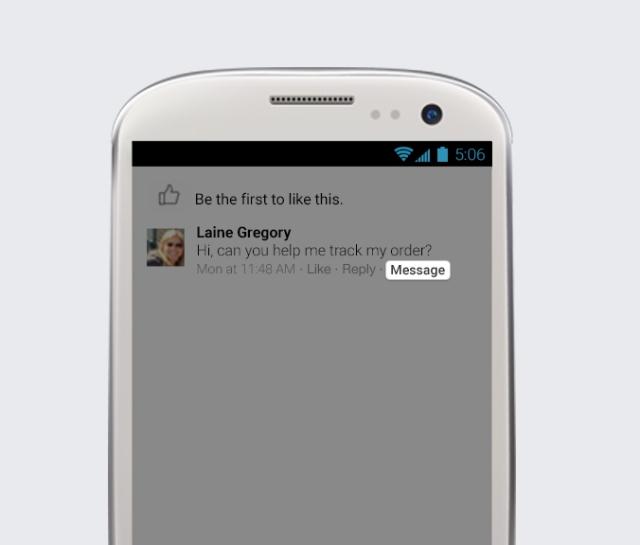 Conectar marcas usuarios Facebook