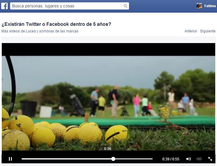 truco descargar vídeo de Facebook