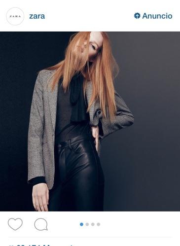 Instagram Zara