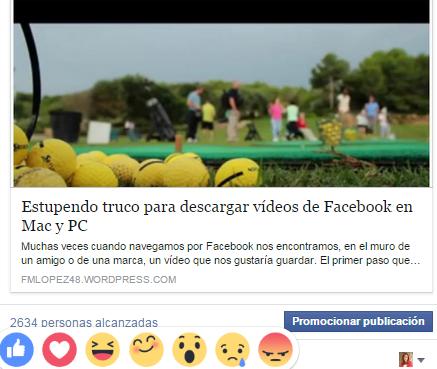 No me gustaen Facebook
