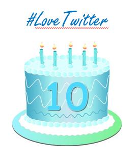 10 años Twitter