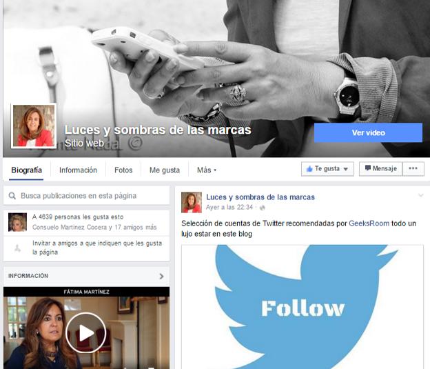 Ya podemos cambiar el nombre de una página de Facebook con más de ...
