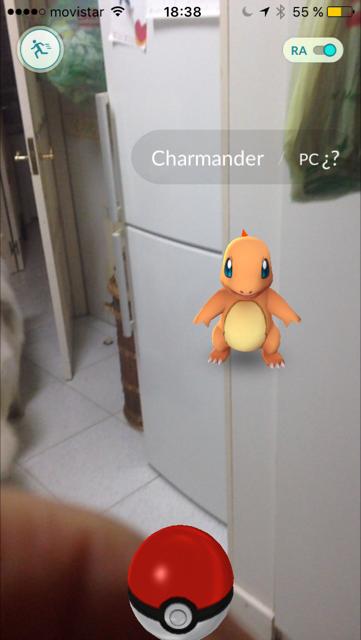 como funciona Pokemon Go