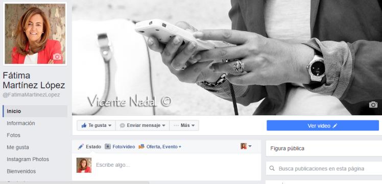 Nuevo diseño paginas facebook
