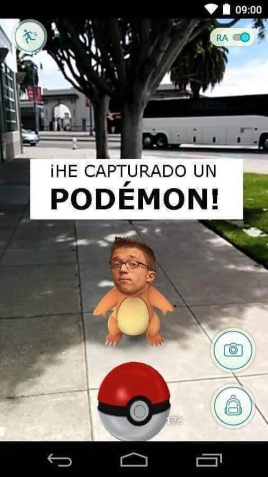 Pokemon Errejón