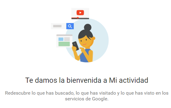 My Activity Google