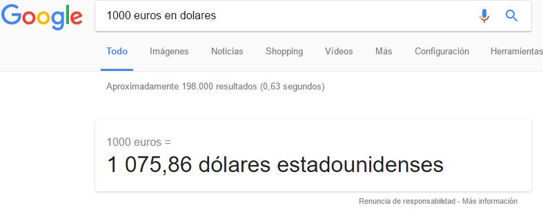trucos buscador google