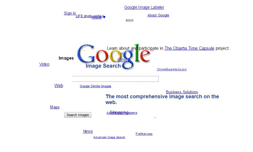 Secretor buscador Google