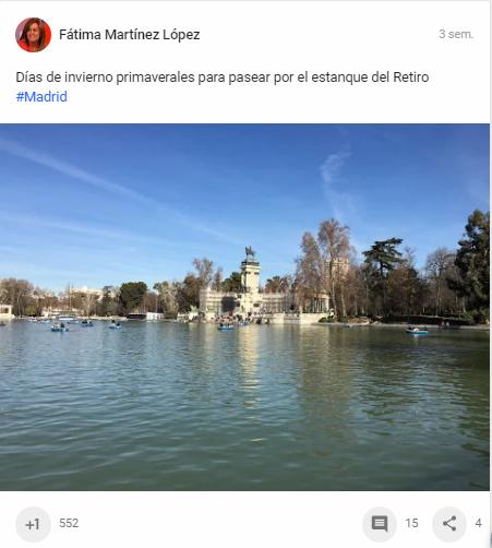 Novedades Google+