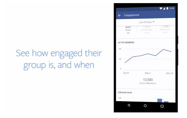 analizar grupos facebook