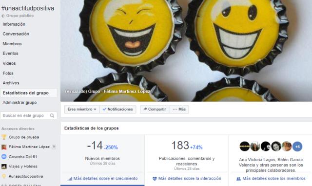 Herramienta analisis grupos facebook