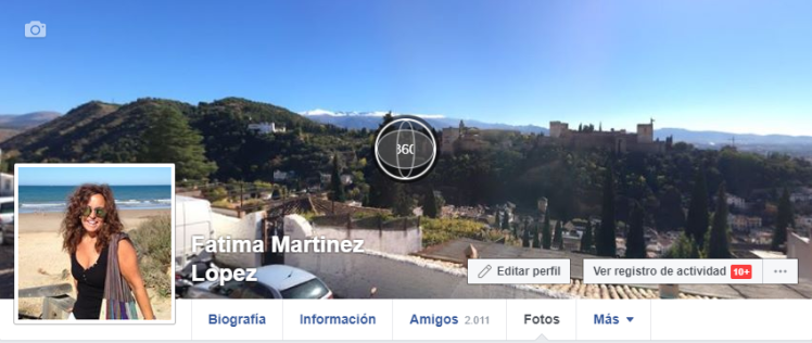 Facebook foto 360
