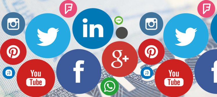 todas las redes sociales