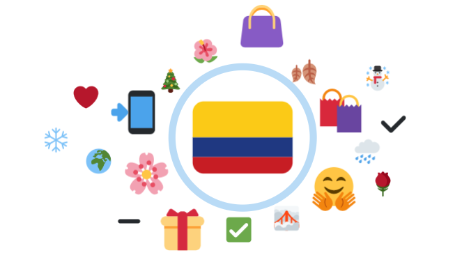 Monitorizar emojis