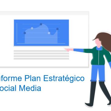 Crear informe Social Media