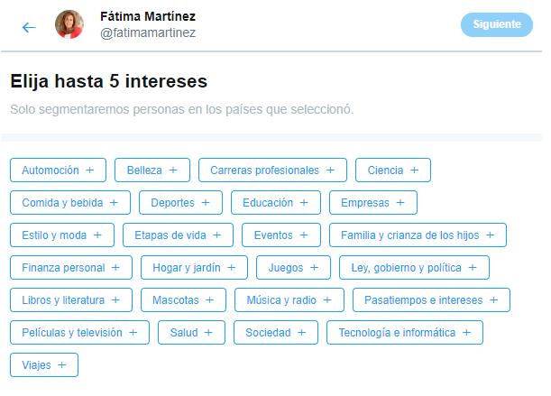 Twitter Promote