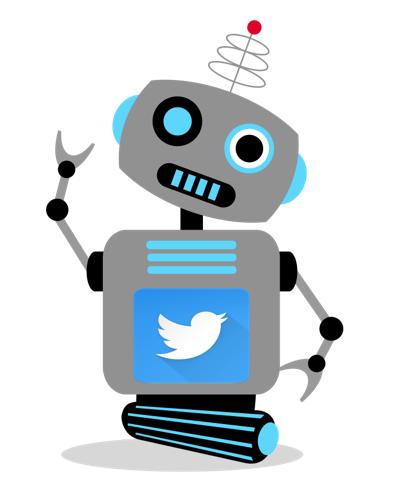 Cuentas bots Twitter