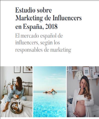 Marketing Influencers España 2018