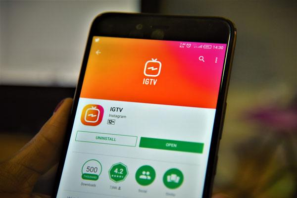 Descargar vídeos IGTV