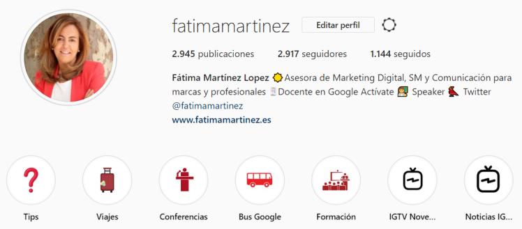 Como personalizar portada Instagram Historias destacadas