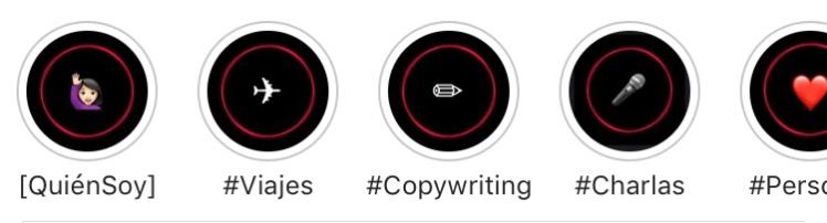 Personalizar portada Historias Instagram